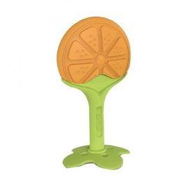 *babygo*ANGE 水果寶寶固齒器玩具【柳橙】