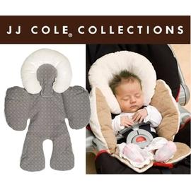 *babygo*JJ Cole Collections身體支撐墊【灰色】Graphite