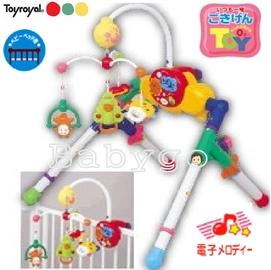 *babygo*Toyroyal樂雅-三用音樂鈴