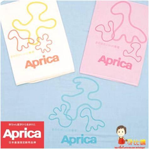 *babygo*Aprica幸福紗布四方大浴巾【白】