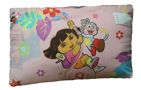 卡通睡袋朵拉森林玩伴粉