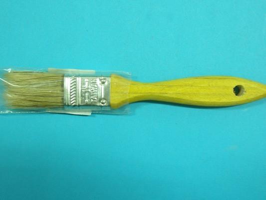 201五金刷 1寸油漆刷 烤肉刷 外銷刷 刷子 毛刷HO-1298-台灣製/一支入{促20}