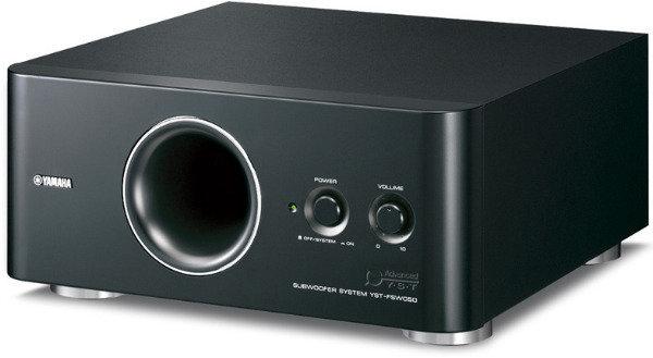 YAMAHA 薄型式超重低音YST-FSW050