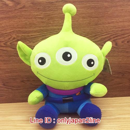 【真愛日本】17011600005全身坐娃-12吋三眼怪 迪士尼 玩具總動員 TOY 抱枕 靠枕 居家用品