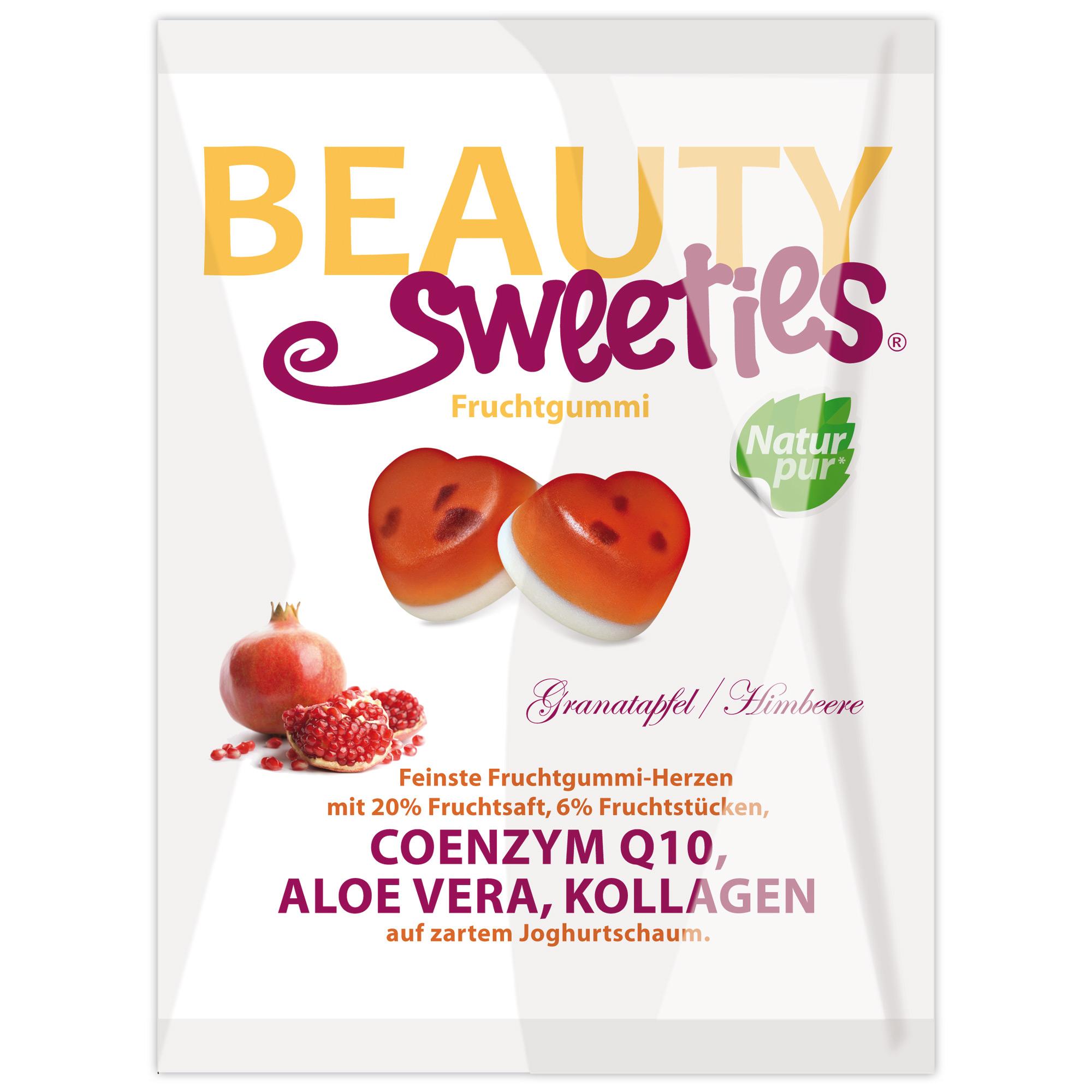 《德國空運》Q10膠原蛋白愛心果汁優格軟糖 125g