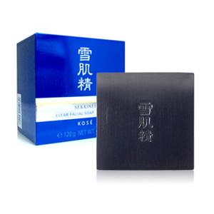 KOSE 高絲 雪肌精 晶透潔顏皂(無盒裝) 120g ☆真愛香水★