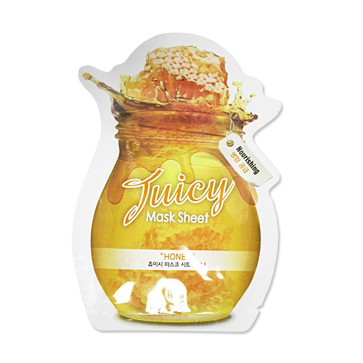 韓國 Holika Holika 天然果漾面膜 蜂蜜 20ml 《ibeauty愛美麗》