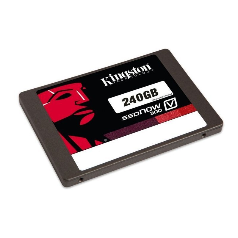 *╯新風尚潮流╭*金士頓 240G SSDNow V300 SATAⅢ 固態硬碟 SV300S37A/240G