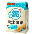 『121婦嬰用品館』小兒利撒爾 啾米米果 (鈣配方)-雞蛋口味