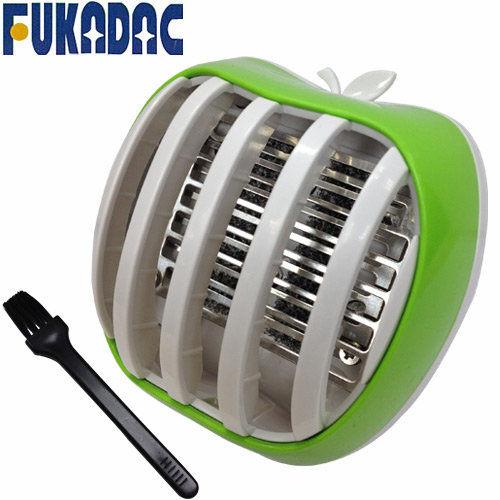 免運費 FUKADAC 蘋果光觸媒捕蚊燈/小夜燈 LC-R01