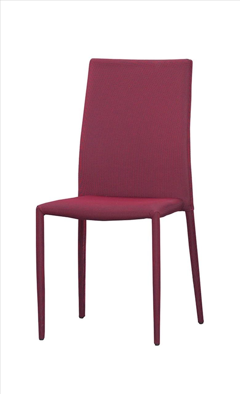 【石川家居】CM-489-11 彼得餐椅(紅色) ─ 單只 (不含其他商品) 台中以北搭配車趟免運
