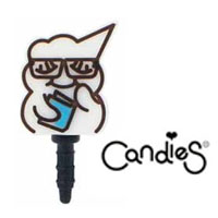 【Candies】睡眠雲寶寶男認真讀書-耳機塞