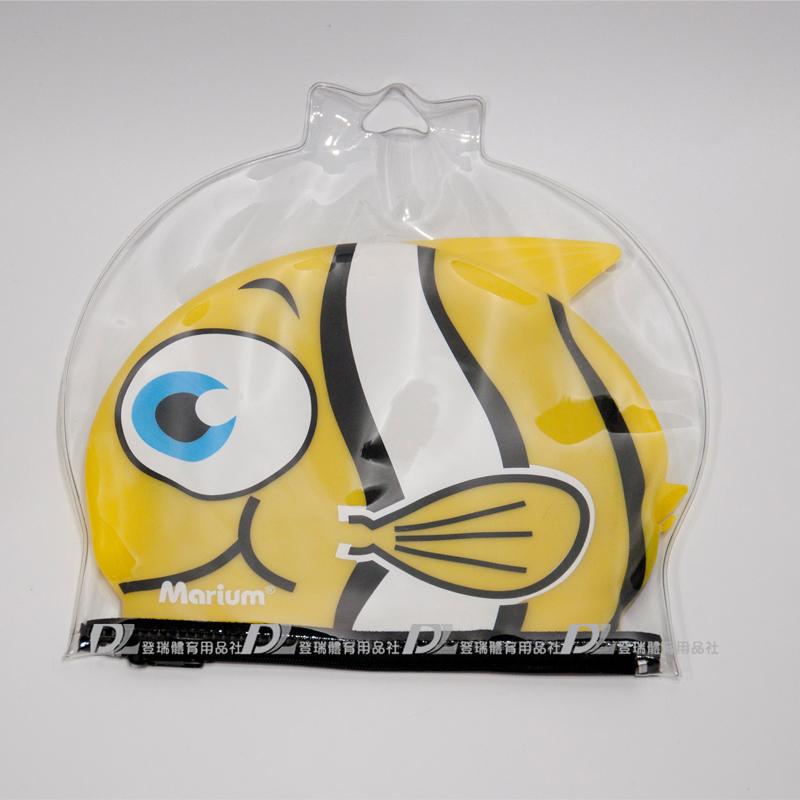 【登瑞體育】MARIUM 小丑魚矽膠泳帽- MAR760870D