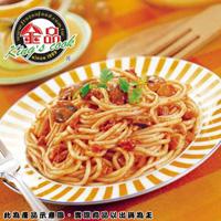 【金品】義大利肉醬麵(310g/包)