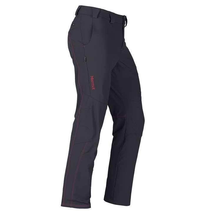 Marmot 美國   男款 Rockstar Pant 彈性耐磨軟殼長褲   秀山莊(M80510)