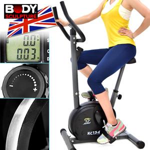 【BODY SCULPTURE】有氧磁控健身車(立式健身車.室內腳踏車自行車.飛輪車飛輪式美腿機.運動健身器材.推薦哪裡買ptt)C016-154