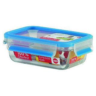 德國EMSA愛慕莎~玻璃保鮮盒0.5L(#513918)