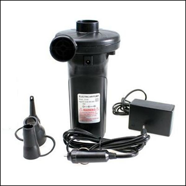 充氣馬達(110V-240V) 附3種氣嘴 充放兩用 / 打氣機 / 充氣筒 / 抽氣機 / 車充 / A103