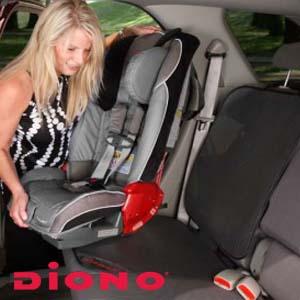 DIONO--汽車座椅保護墊(黑)