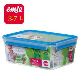 【德國EMSA】專利無縫上蓋PP保鮮盒 / 3.7L