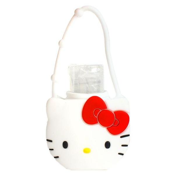 『日本代購品』Hello Kitty款 三麗鷗大頭造型 乾洗手