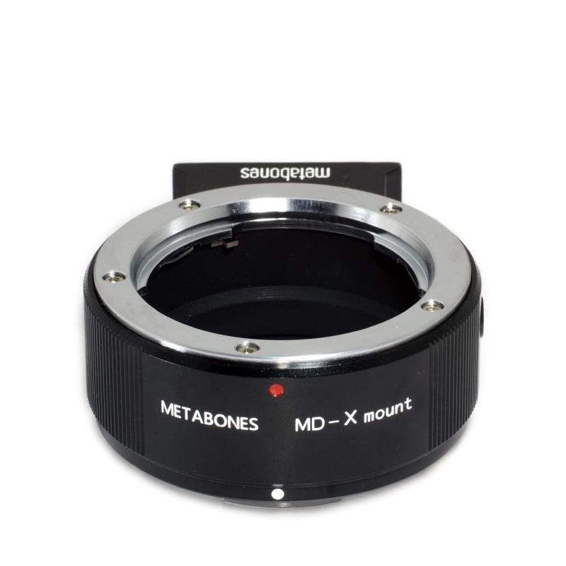 Metabones轉接環專賣店: Minolta MD-FujiX 轉接環(總代理義文公司貨)