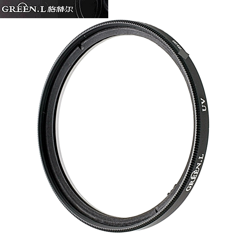 又敗家@格林爾Green.L非薄框58mm濾鏡(抗UV鏡吸紫外線濾鏡保護鏡頭)58mm保護鏡UV濾鏡適Canon 18-55mm F3.5-5.6 55-250mm f4-5.6 IS II,非Ken..