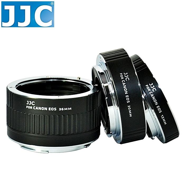 又敗家@JJC自動對焦近攝接寫環組AET-CS自動對焦近攝環組自動對焦近攝接環組自動對焦接寫環組適Canon佳能EOS相機EF-S鏡頭Macro鏡窮人微距鏡頭Micro鏡放大鏡頭