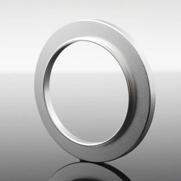 又敗家@ Green.L銀40.5-52mm保護鏡轉接環(小轉大順接)40.5mm-52mm鏡轉接環40.5mm轉52mm保護鏡接環40.5轉52鏡轉接環MC-UV保護鏡轉接環sony索尼16-50m..