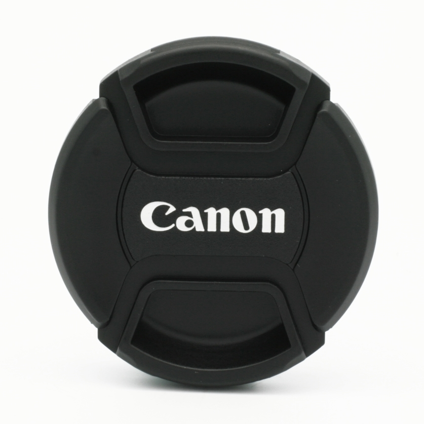 又敗家@佳能CANON鏡頭蓋A款62mm鏡頭蓋67mm鏡頭蓋(中捏鏡頭蓋,副廠鏡頭蓋非Canon原廠鏡頭蓋)62mm鏡頭前蓋67mm鏡前蓋62mm鏡蓋子67mm鏡頭保護蓋中扣快扣