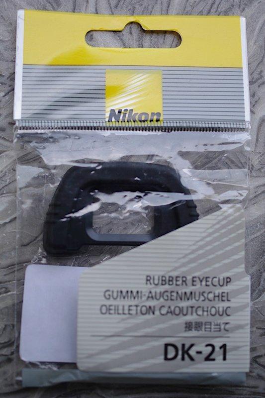 又敗家@原廠正品Nikon眼罩DK-21眼罩適D750眼罩D610眼罩D600眼罩D7000眼罩D200s眼罩D200眼罩D70S眼罩D80眼罩D90眼罩D60眼罩(尼康Nikon原廠DK-21眼罩D..