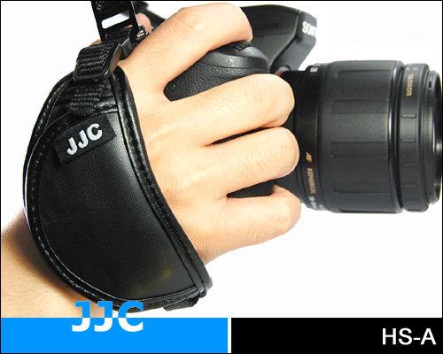 又敗家@ JJC真皮手腕帶HS-A輕便減壓型(適翻轉螢幕.不卡電池蓋,含目字環可裝背帶)適Sony索尼a6300 a6000 a5100 Nex7 Nex6 Nex5 Canon佳能760D 750D..