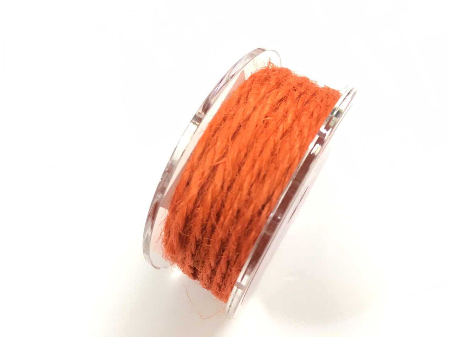 【Crystal Rose緞帶專賣店】單色素麻繩 2mm 5碼裝 (15色)