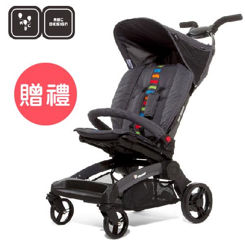 【好禮五選二】德國【ABC Design】TAKEOFF 嬰兒推車(繽紛款)(蚊帳/雨罩-11月寄出)