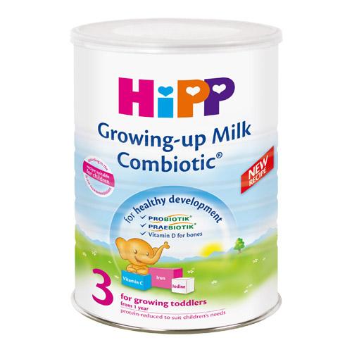 【悅兒園婦幼生活館】HiPP 喜寶 雙益幼兒成長奶粉800g【單罐】