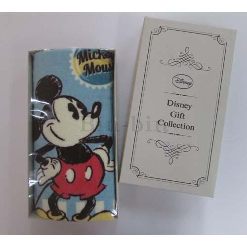 迪士尼 米奇毛巾禮盒/794-019