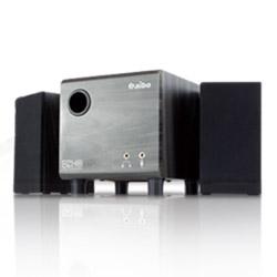 【迪特軍3C】aibo S388 三件式 2.1聲道 木質USB多媒體喇叭 (LY-ENLA388)