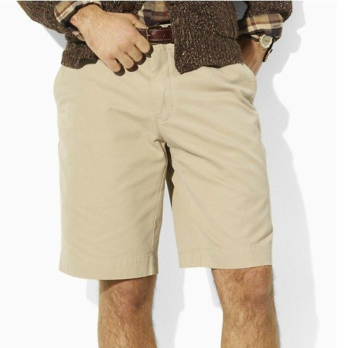 美國百分百【全新真品】Ralph Lauren RL 男短褲 卡其褲 工作短褲 工作褲 32 34 36腰 現貨 polo