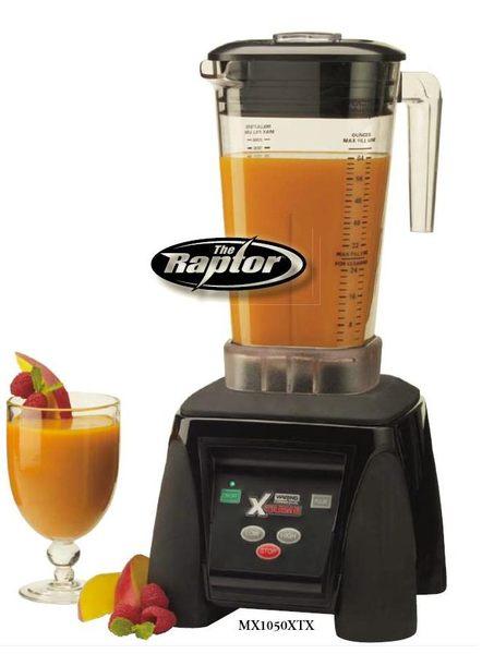 美國 2014 Waring MX1050XTX 食物調理機 3.5匹馬力 美國購買 二手 果汁機 9.9全新 吳永志