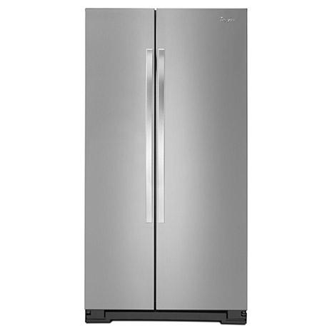 Whirlpool 惠而浦 WRS322FNAM (不鏽鋼色) 極智對開門系列冰箱 (640L)【零利率】※熱線07-7428010