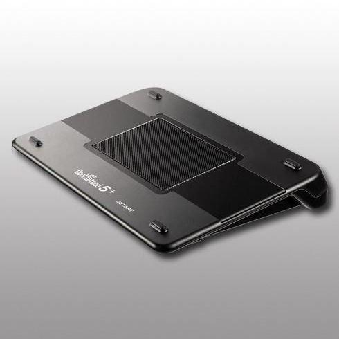 *╯新風尚潮流╭*JETART 效能型筆電散熱器 雙風扇 14 - 19吋 適用 免運費 NP9800