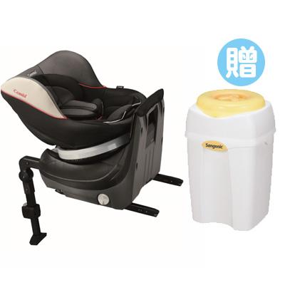 【悅兒樂婦幼用品?】Combi 康貝 Neseruturn ISOFIX 旋轉式汽車安全座椅【送尿布處理器x1】