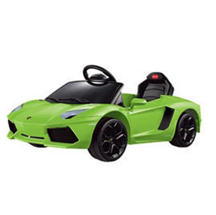 【悅兒樂婦幼用品?】81700藍寶堅尼電動車LP700-4(綠)