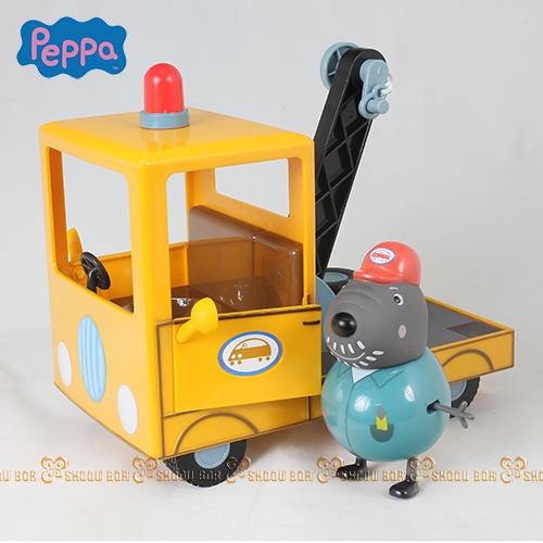 ★衛立兒生活館★【Peppa Pig】粉紅豬小妹 爺爺狗的敞篷小貨車PE05333