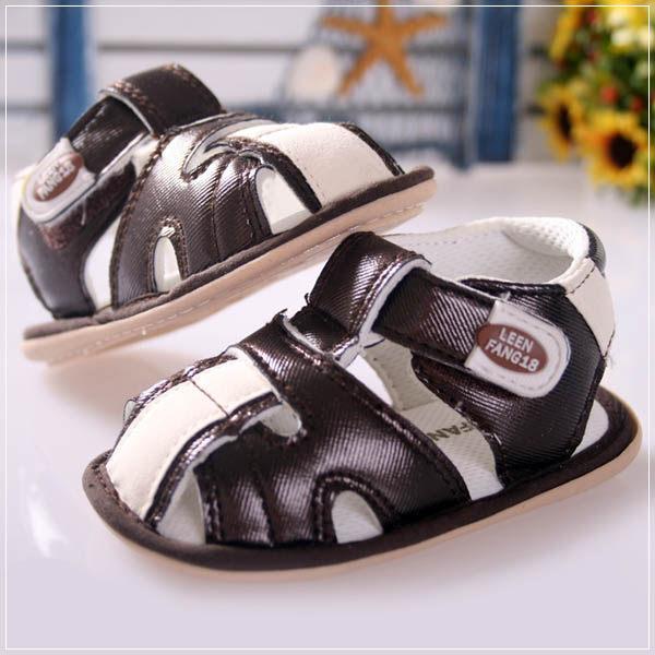 魔法Baby ~KUKI 酷奇潮流氣質系童鞋(咖啡)~s5706