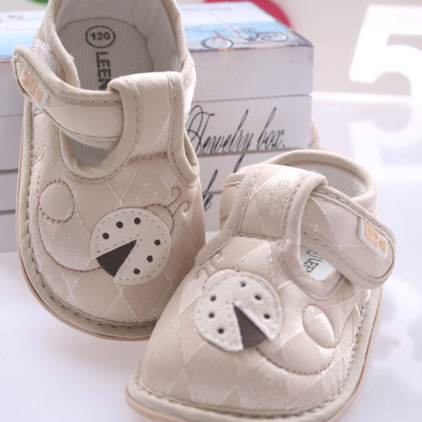 魔法Baby ~KUKI 酷奇可愛瓢蟲童鞋~男童鞋~時尚設計童鞋~s5478