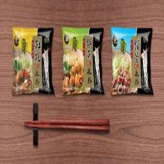 【Klgift】漁品軒-漁品鮮饡海鮮米粉組(鎖管、土魠、旗魚) 限時優惠 《3入》
