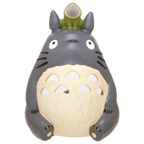 【真愛日本】16062500020蚊香座-灰龍貓青蛙  龍貓 TOTORO 豆豆龍 擺飾 飾品 居家 正品 限量 預購