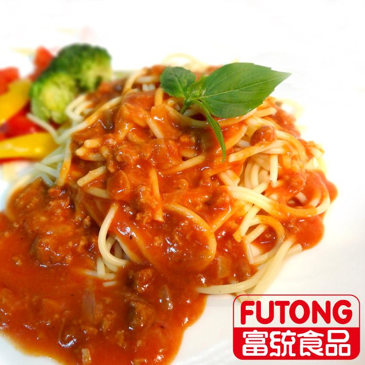 【富統食品】金品義大利肉醬麵 (300g/包)