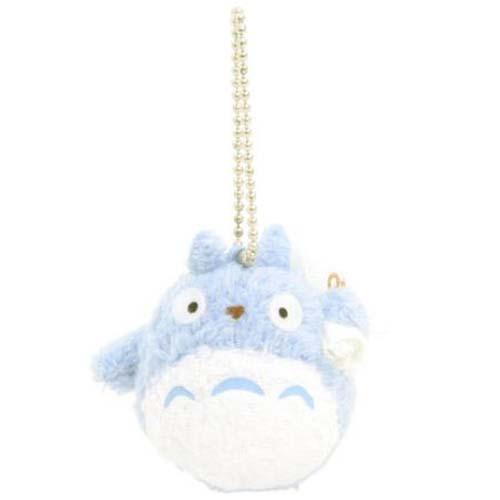 【百倉日本舖】日本進口 知名卡通 龍貓吊飾/水藍